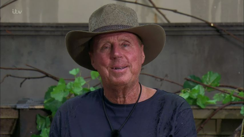 "Harry Redknapp bei ""I'm a Celebrity…Get Me Out of Here!"""