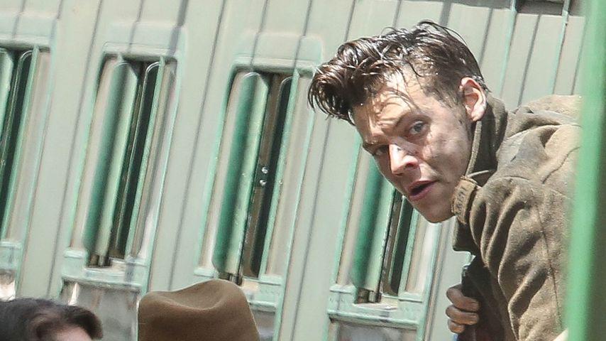 "Harry Styles bei ""Dunkirk""-Dreharbeiten in England"