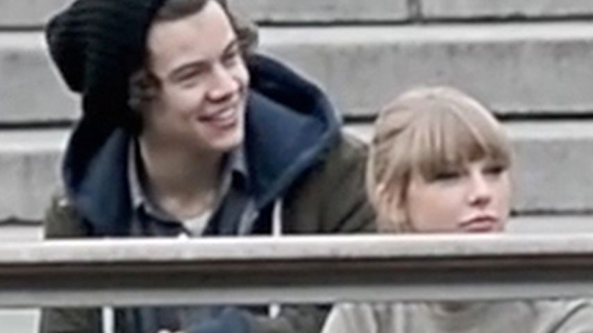 Harry Styles & Taylor Swift: Romantisches Zoo-Date