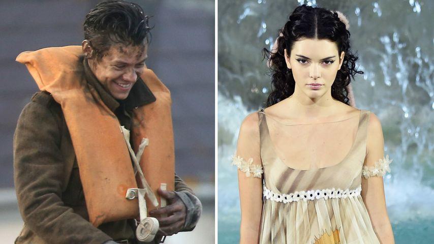 Harry Styles & Kendall Jenner: Heißestes Duo des Showbiz!