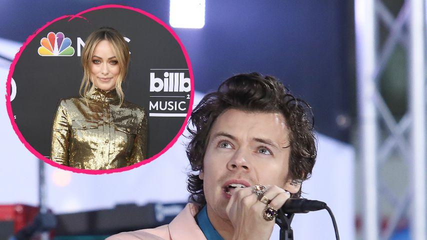 Er datet Olivia Wilde: Steht Harry Styles auf ältere Frauen?