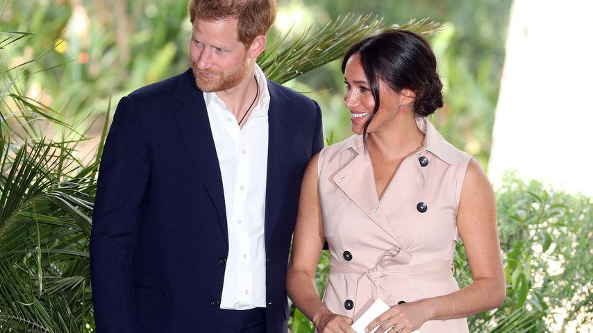 Darum brauchten Prinz Harry und Herzogin Meghan eine Pause