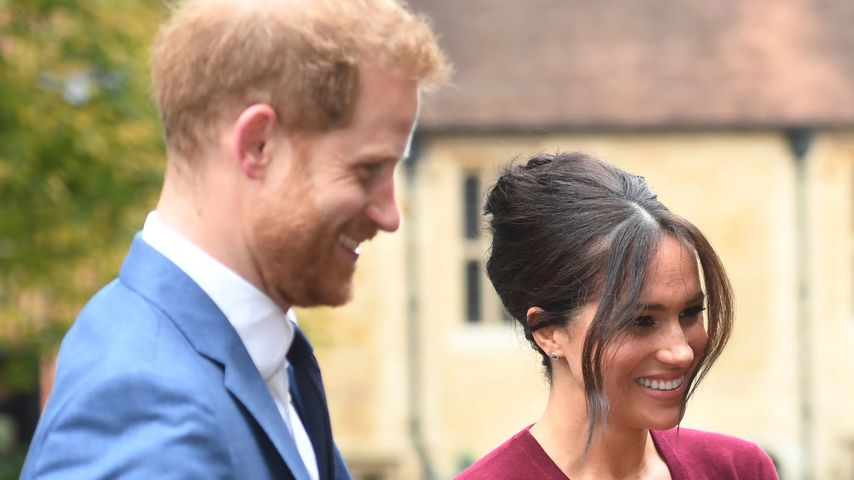 Prinz Harry und Herzogin Meghan in Windsor, Oktober 2019