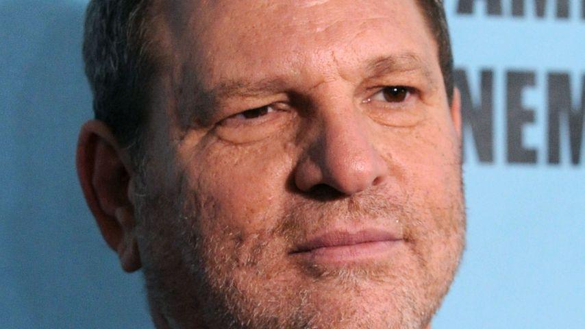 Harvey Weinstein im März 2010
