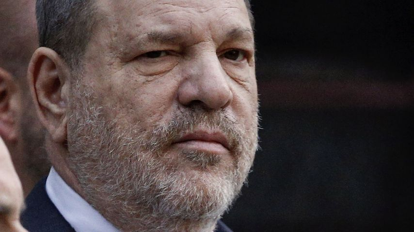 Harvey Weinstein im Dezember 2018 in New York