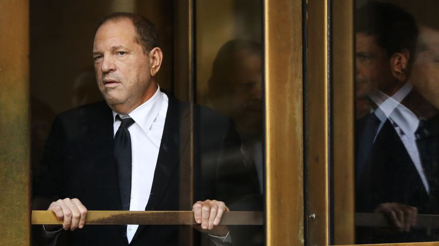 Harvey Weinstein im August 2019