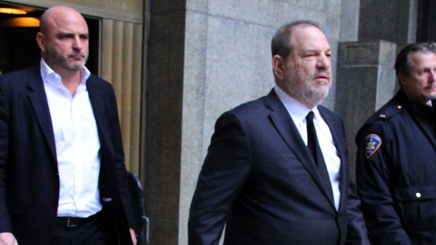 Harvey Weinstein im Januar