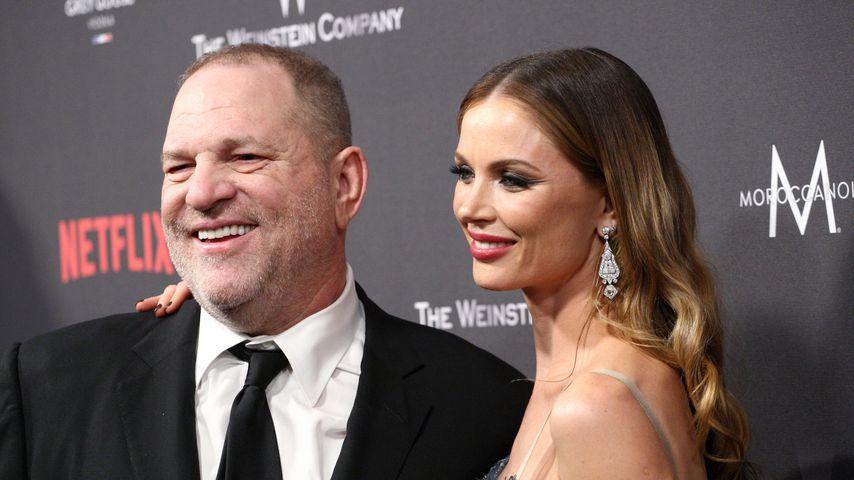 Weinstein-Scheidung: Georgina würde fast 12 Mio $ kassieren!