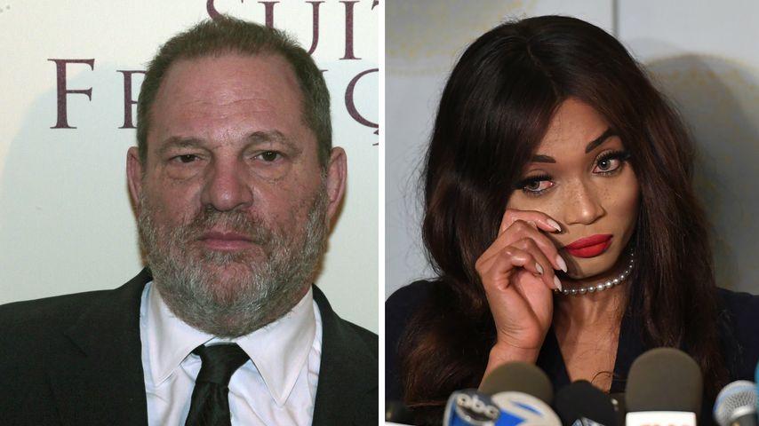 Weiteres Weinstein-Opfer: Kadian Noble beschreibt Übergriff