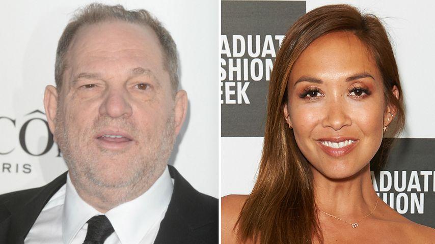 Harvey Weinstein: Bot er Myleene Klass einen Sex-Vertrag an?