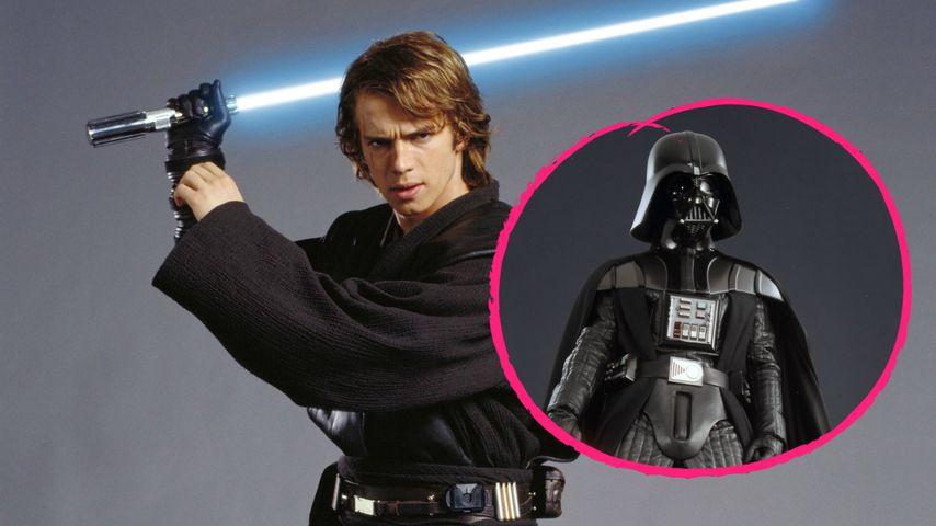 """""""Star Wars""""-Comeback: Hayden Christensen wieder Darth Vader!"""