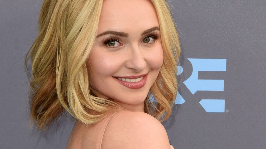 "Hayden Panettiere bei den ""21st Annual Critics' Choice Award"""