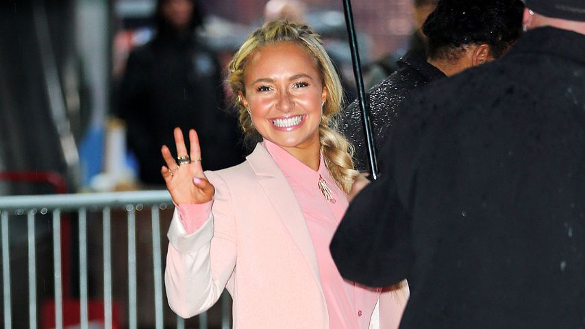 1. Baby-Interview: So hat Kaya Hayden Panettiere verändert!
