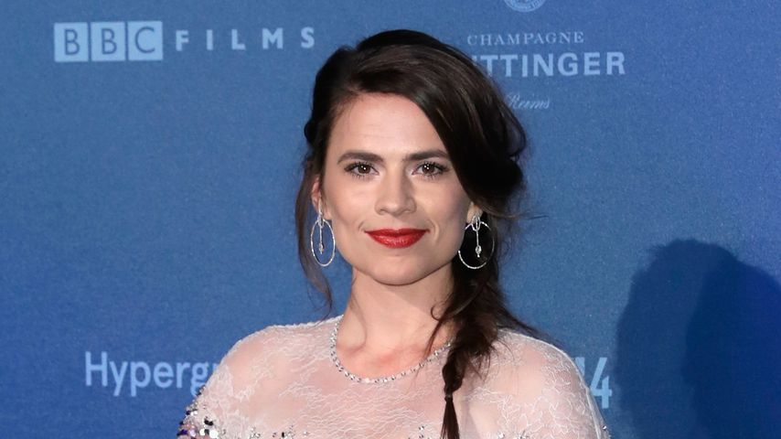 Hayley Atwell bei den British Independent Film Awards im Dezember 2017