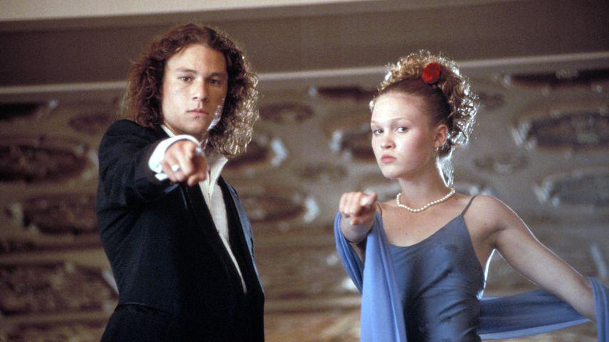 """Heath Ledger und Julia Stiles in """"10 Dinge, die ich an dir hasse"""""""