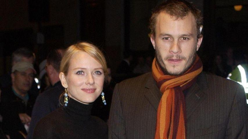 Naomi Watts schwärmt von Heath Ledger