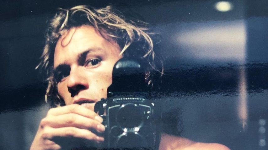 Schauspieler Heath Ledger
