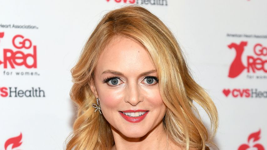 Heather Graham im Februar 2020