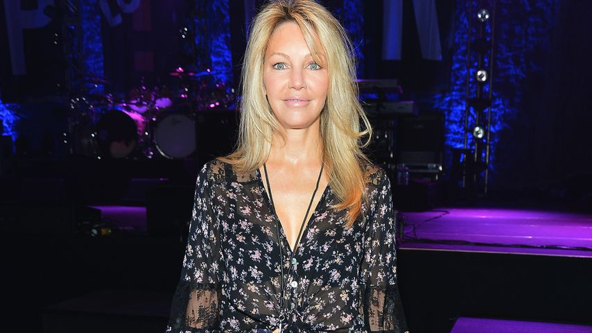 Heather Locklear in Los Angeles