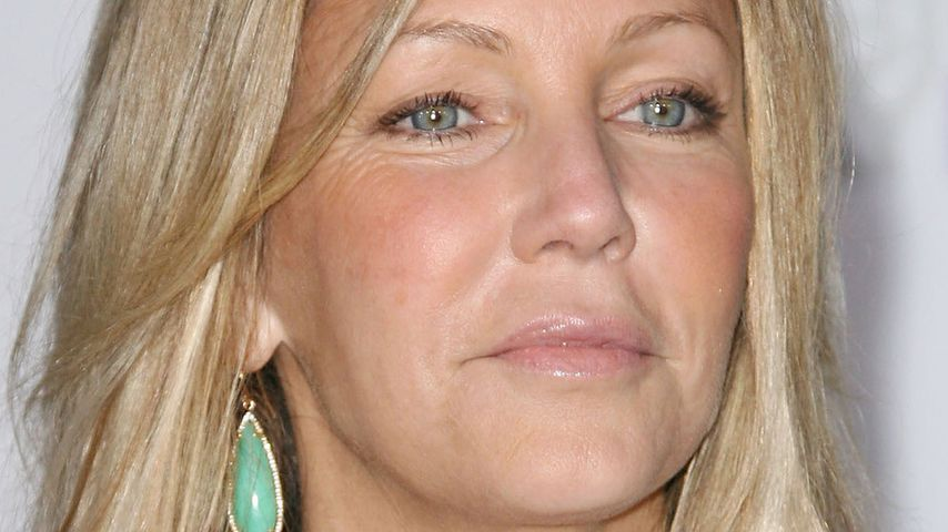 Suizid-Drohung: Heather Locklear in Klinik eingeliefert!