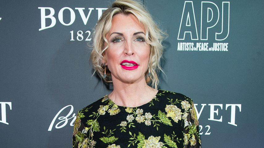 Heather Mills auf einer Gala in London