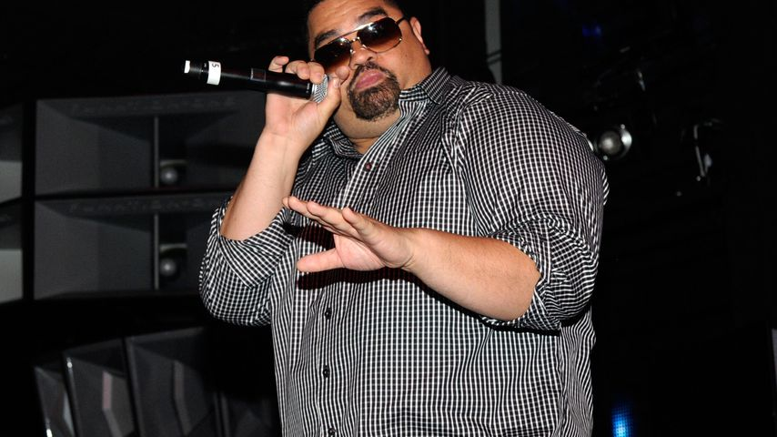 Heavy D, Rapper