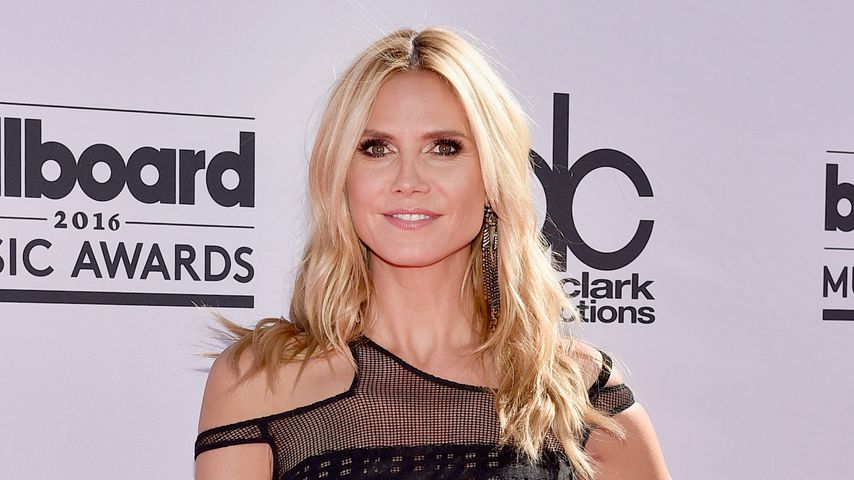 Heidi Klum bei den Billboard Music Awards 2016