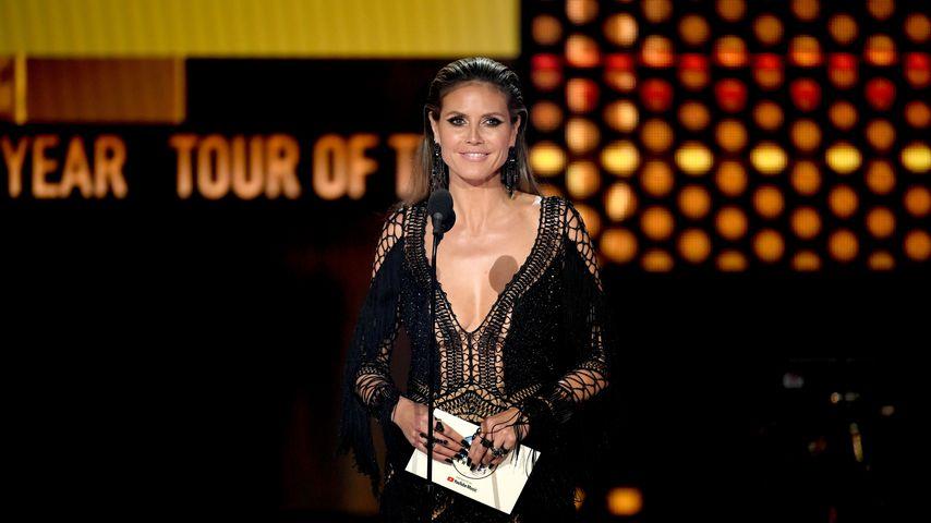Heidi Klum bei den American Music Awards 2018