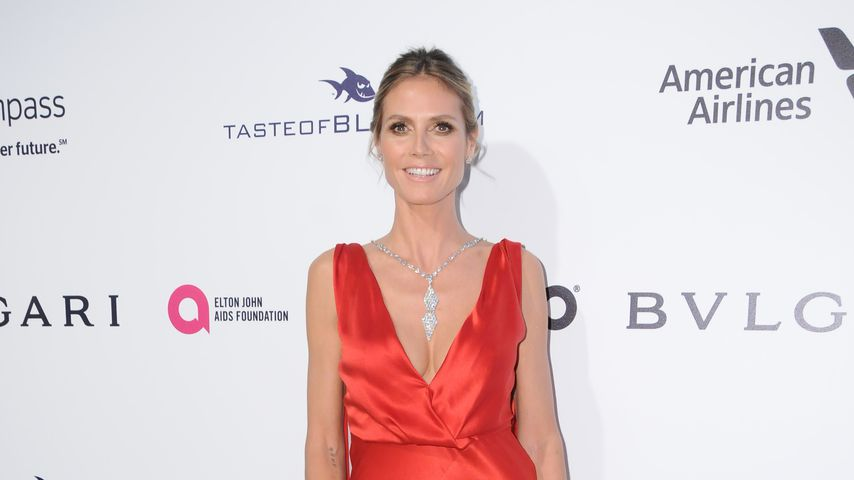Oscar-Beauty-Programm: Heidi Klum zeigt Styling-Marathon!
