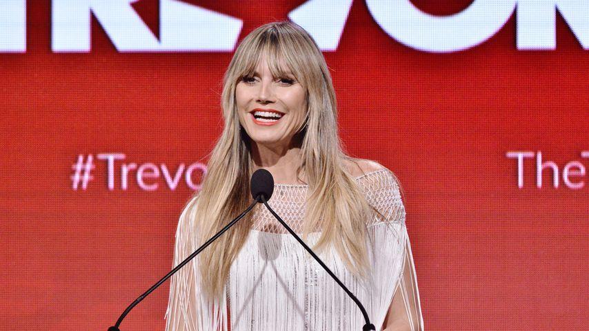 Heidi Klum im November 2019