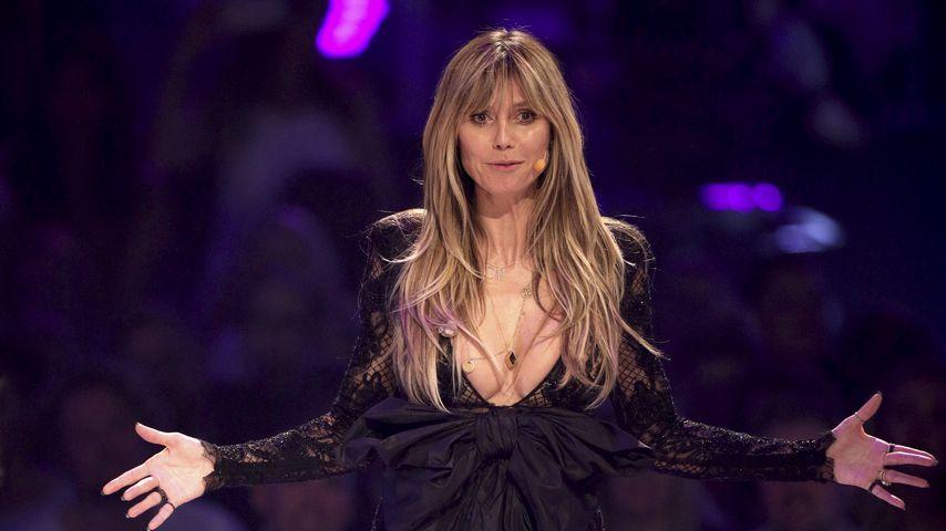 "Heidi Klum im ""Germany's next Topmodel""-Finale 2019"