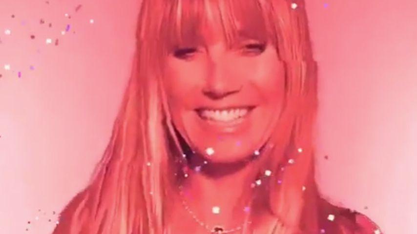 Heidi Klum im August 2019