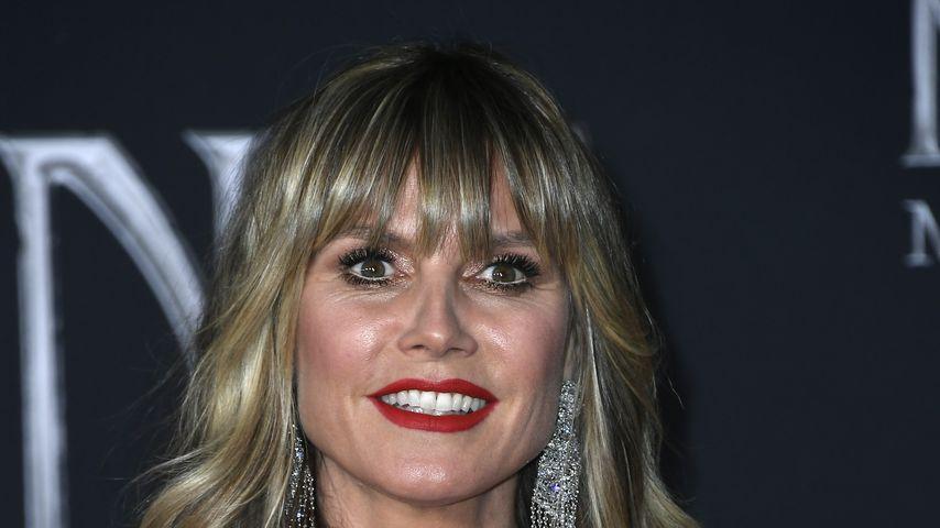 Heidi Klum: Es wird wieder ein Pärchenkostüm