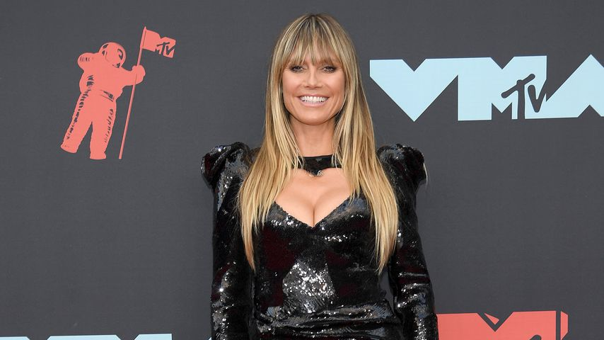Heidi Klum bei den MTV Video Music Awards 2019 in New Jersey