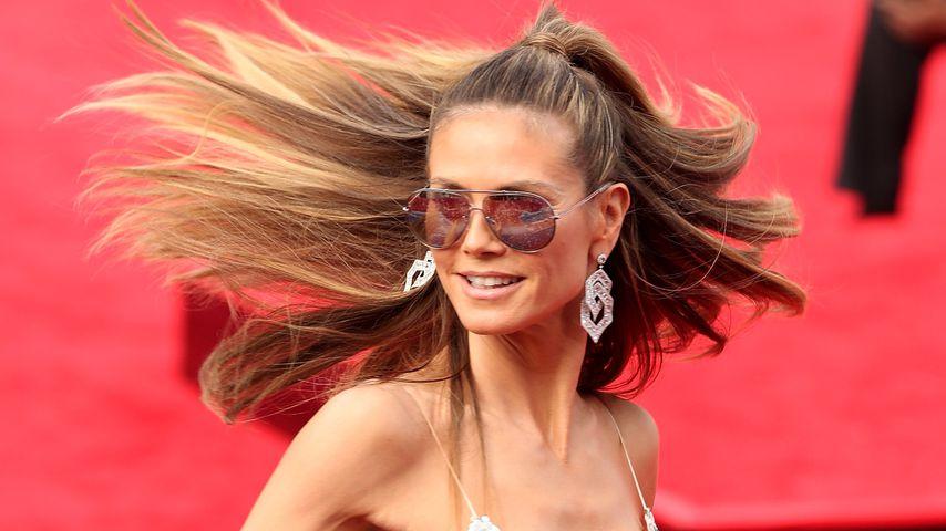 Heidi Klum immer schmaler: Angst vor junger Flirtkonkurrenz?