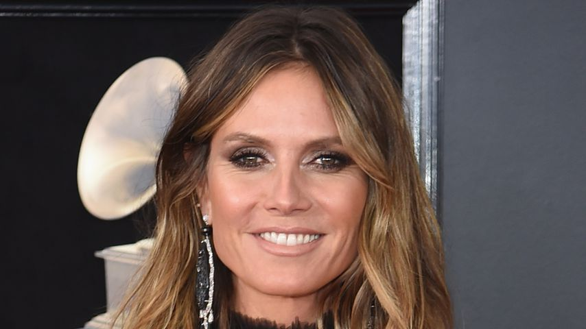 Heidi Klum bei den Grammy Awards 2018