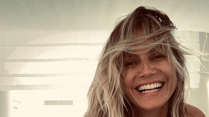 Heidi Klum im Juli 2019
