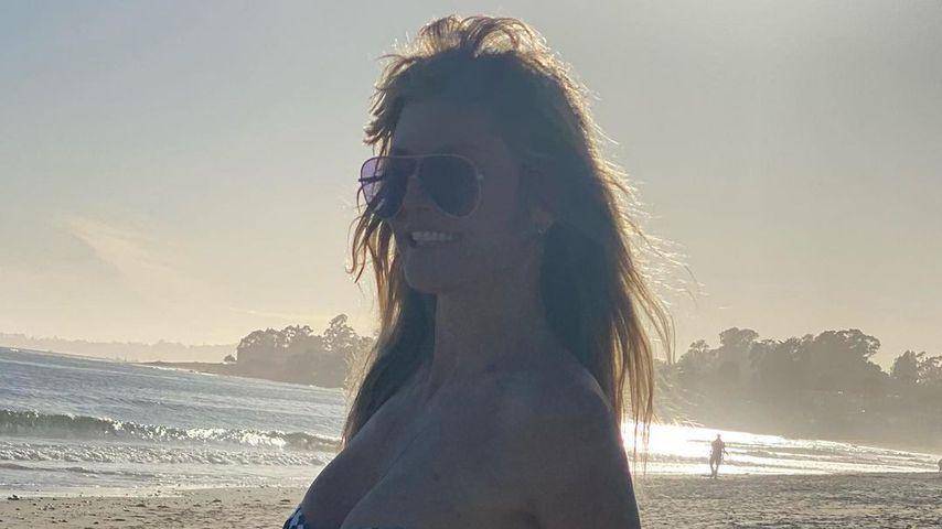 Heidi Klum in Kalifornien