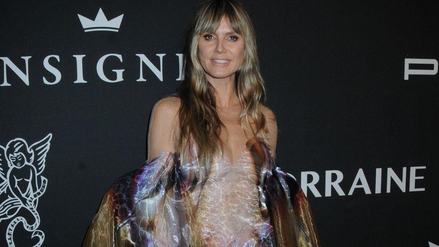 Heidi Klum beim Angel Ball im Oktober 2019 in New York