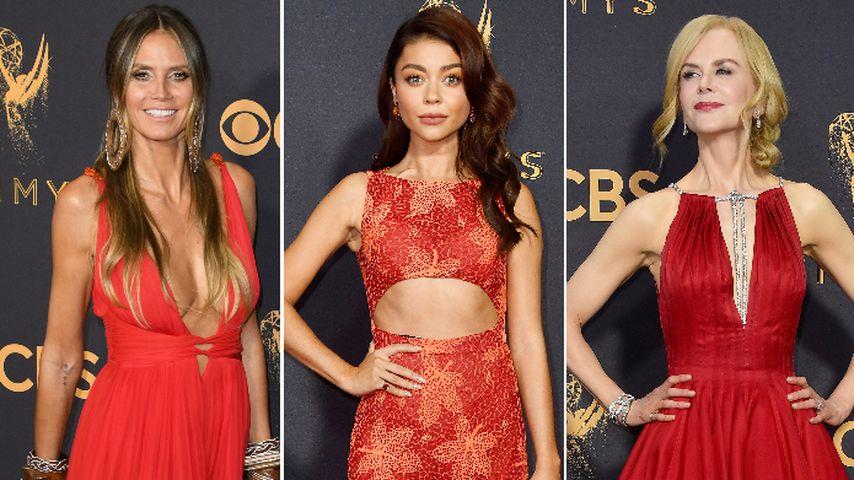 Farbglanz & Glamour: Die Top- und Flop-Roben der Emmys