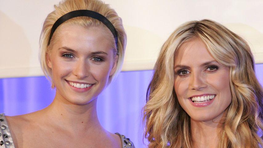 Heidi Klum und Lena Gercke