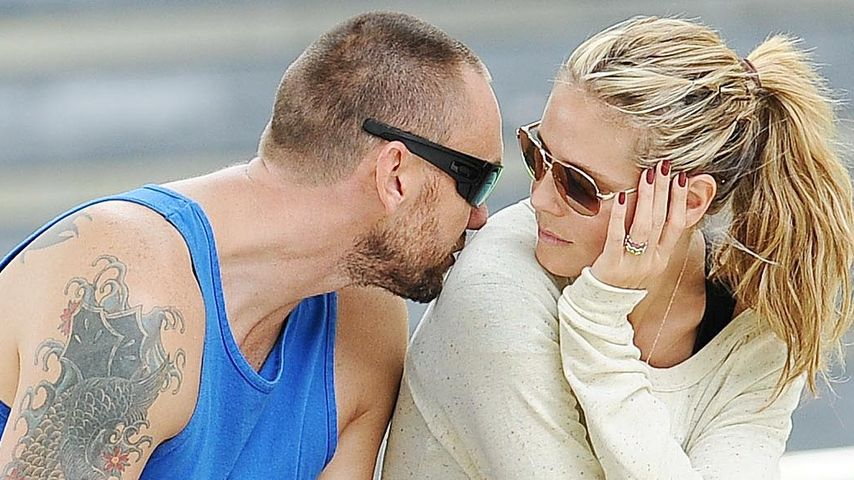 Heidi Klum privat: Darum läuft es mit Martin gut
