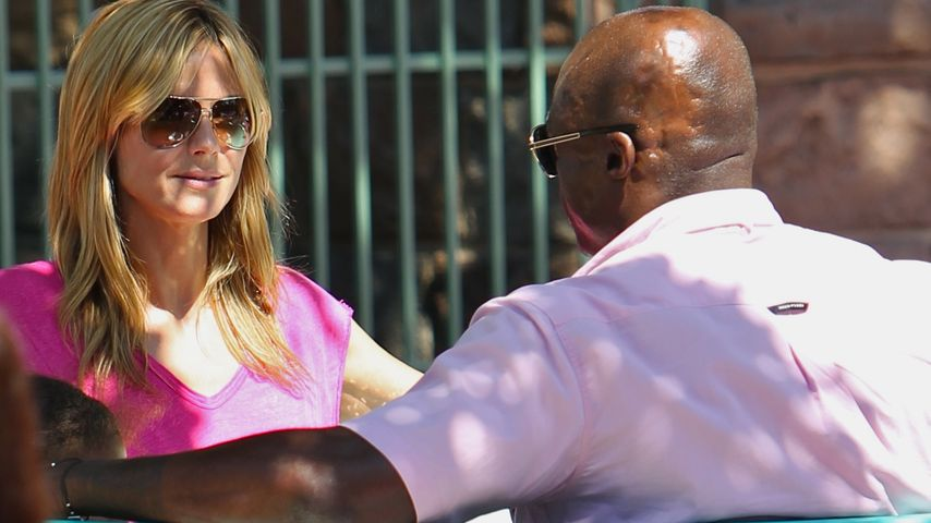 Trotz Trennung: Familienspaß bei Heidi Klum & Seal