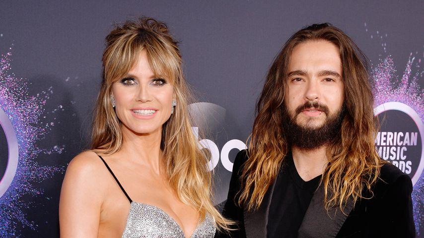 Heidi Klum und Tom Kaulitz bei den American Music Awards