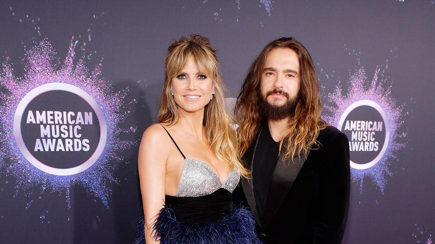 Heidi Klum und Tom Kaulitz im November 2019 in Los Angeles