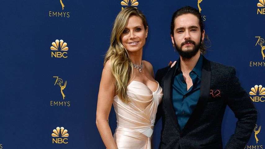 Heidi Klum und Tom Kaulitz im September 2018 in Los Angeles