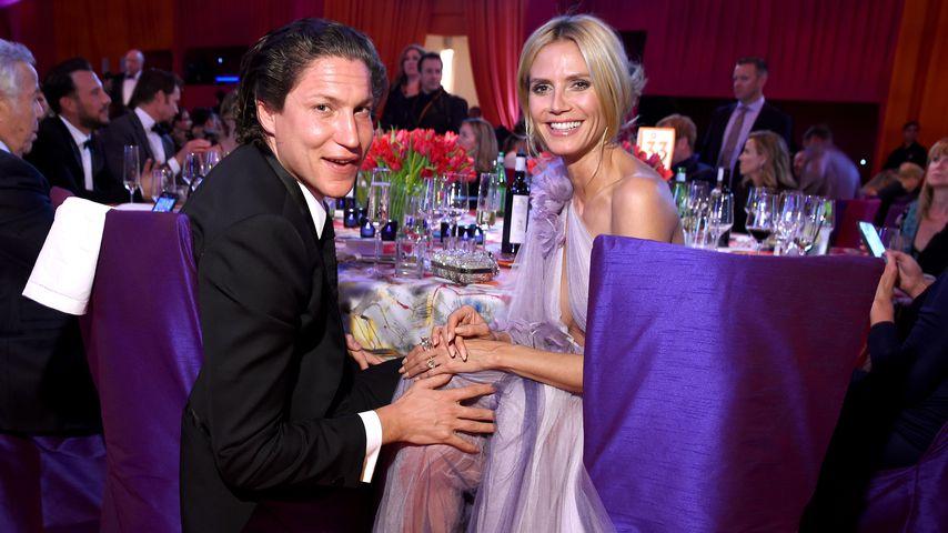 Beziehungs-Pause: So schön war Heidi Klums & Vitos Liebe!