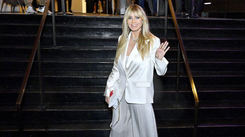 Heidi Klum im Februar 2020