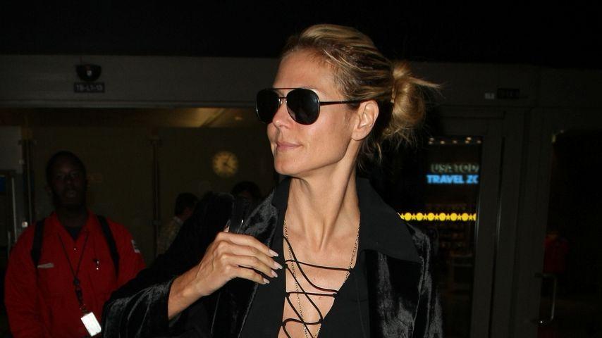 Au revoir, Cannes! Heidis heiße Busenshow geht weiter