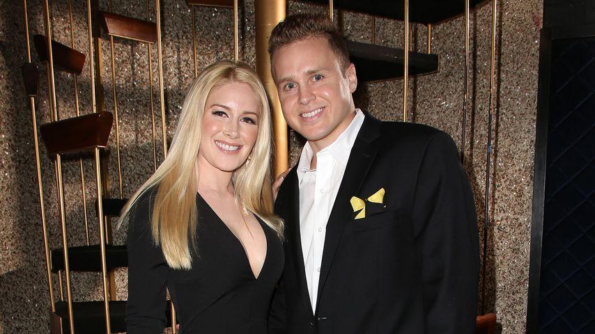 """Heidi Montag und Spencer Pratt bei den """"Reality TV Awards"""""""